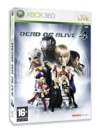 Dead or Alive 4