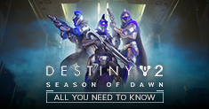 Destiny 2 - Season of Down