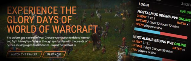 World of Warcraft er gjenfødt