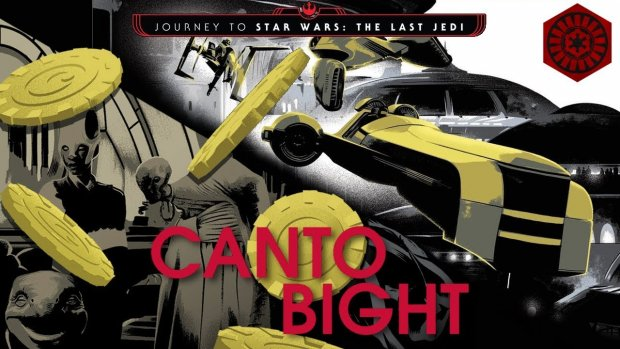 Star Wars: Canto Bight (bokanmeldelse)