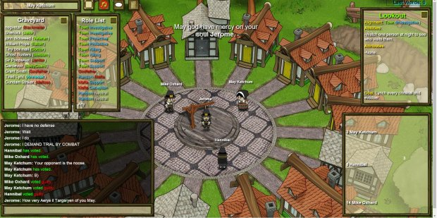 Anbefales: Town of Salem
