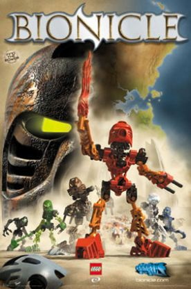 BIONICLE FOREVER