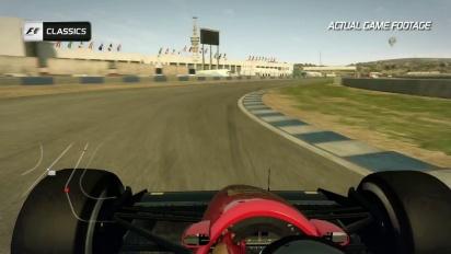 F1 2013 - Jerez Classic Hotlap