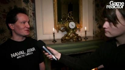 Naval War: Arctic Circle-intervju