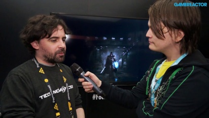 The Technomancer-intervju
