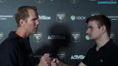Call of Duty Championship-intervju (Michael Condrey)