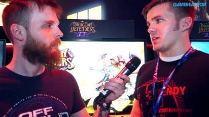 Dungeon Defenders II-intervju