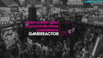 GRTV Live: Sonys Paris Games Week-pressekonferanse
