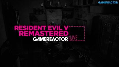 To timer med Resident Evil 5 Remastered