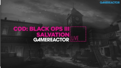 GRTV Live: CoD Black Ops 3: Salvation DLC