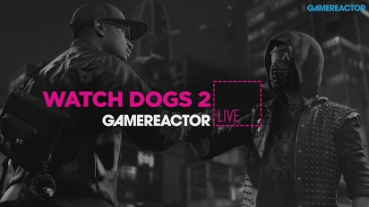 To timer med Watch Dogs 2