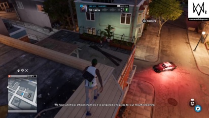 Watch Dogs 2 - PS4-gameplay