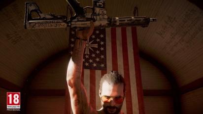 Far Cry 5 - The Father's Amazing Grace E3 Trailer