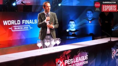 PES League World Finals - Intro og forventninger til trekningen