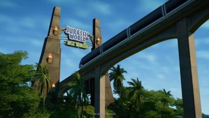 Jurassic World Evolution - 1.4 Update Trailer