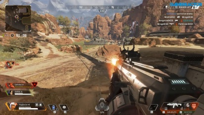 Apex Legends - Speedhack Caught In-game