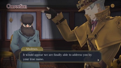 The Great Ace Attorney Chronicles - New Features Trailer