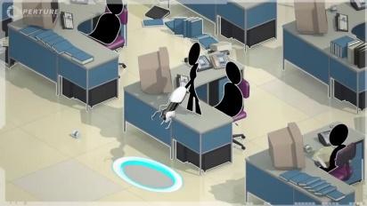 Portal 2 - Valentine's Day Trailer