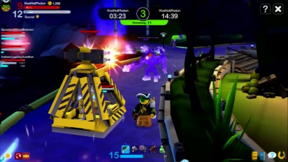 Lego Universe - Nimbus Station