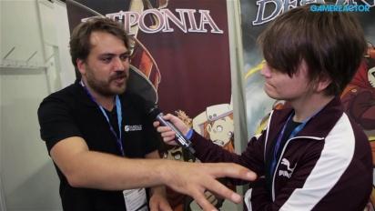 GC 13: Goodbye Deponia-intervju