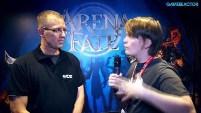 E3 2014: Arena of Fate-intervju