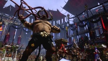 Blood Bowl 2 - Chaos Gameplay Trailer