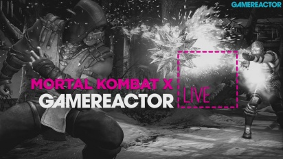 GRTV Live: Mortal Kombat X