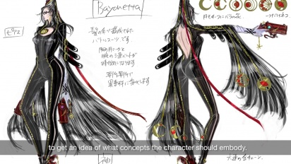 Bayonetta PC Developer Diary Pt.1 – Inspiration & Insights