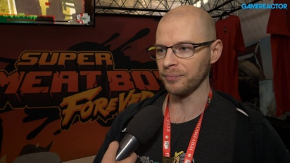 Super Meat Boy - intervju med Tommy Refenes