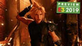 Final Fantasy VII: Remake - E3 Preview
