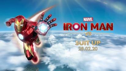 Iron Man VR - Story Trailer