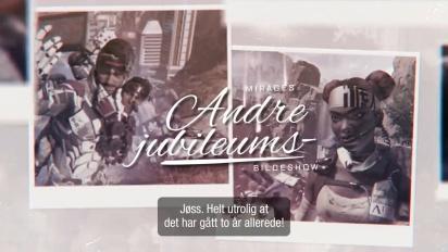 Apex Legends - Norsk Jubileum Trailer