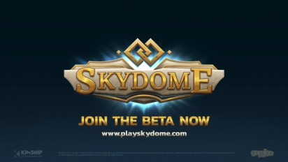 Skydome - Official Gameplay Trailer