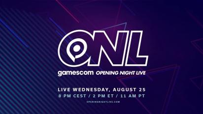 Opening Night Live - Gamescom 2021