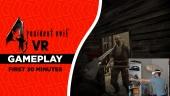Resident Evil 4 VR - De første 30 minuttene