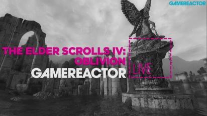 GRTV Live: The Elder Scrolls IV: Oblivion