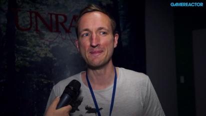 Unravel - Martin Sahlin-intervju