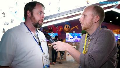 Disney Infinity 3.0 - Mathew Solie-intervju