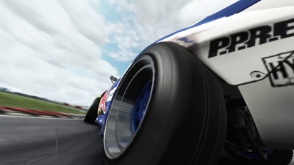 Project CARS - Stancework Track Expansion DLC Trailer