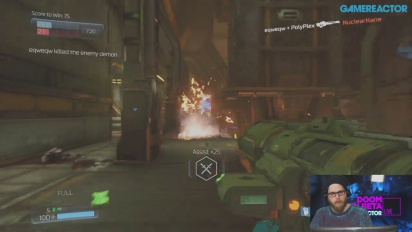 To timer med Doom-betaen