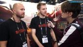Battlerite - Martin Lövgren & Johan Ilves-intervju