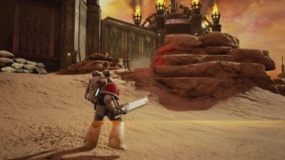 Warhammer 40,000: Eternal Crusade - PvP Gameplay