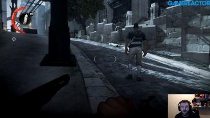 To timer med Dishonored 2 på PS4 Pro