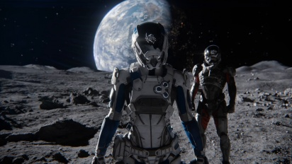 Mass Effect: Andromeda - Andromeda Initiative Orientation Briefing