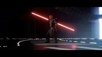 Star Wars Battlefront II - Leaked Reveal Trailer