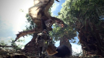 Monster Hunter World - Announcement Trailer