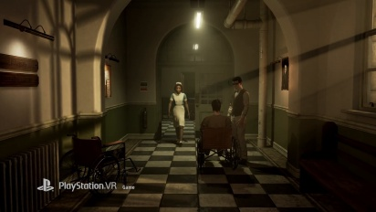 The Inpatient - PlayStation VR Announce Trailer