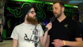 Razer - intervju med Thomas Nielsen på Copenhagen Games 2018