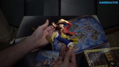 One Piece: World Seeker - The Pirate King Edition Unboxing