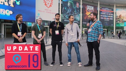 Gamescom 2019 - Day 1 Update